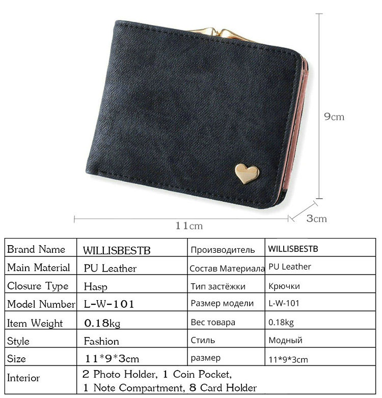 HTB1.ZaqmZrI8KJjy0Fhq6zfnpXax - New Woman Wallet Small Hasp Coin Purse For Women Luxury Leather Female Wallets Design Brand Mini Lady Purses Clutch Card Holder