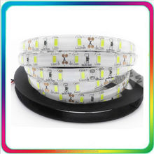 12 Rolls Warranty 2 Years Epistar Chip SMD5630 SMD5730 5M 60LEDs/m IP65 Waterproof 300LEDs 12V Flexible 5730 LED Strip 5630(China)