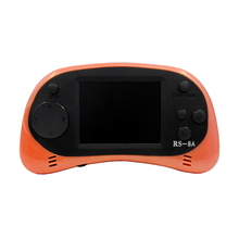 Portable 2.5 Inch 8 Bit Handheld Game Console Players TFT Display Video Game Console Built-in