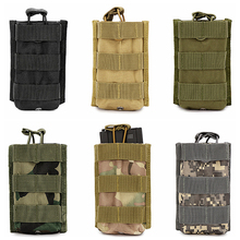 Buy Sports Pendant Package M4 M16 Pouch Magazine Pouches Outdoor Tactical Walkie Talkie Bags Molle Rifle Mag Pocket for $2.60 in AliExpress store