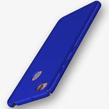 "For ZTE Nubia Z11 mini S 5.2"" Mobile Phone Case Plastic Hard Smooth Back Cover For Nubia Z11 MiNiS 360 Full Protection Housing"