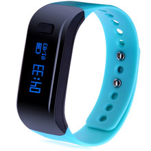 Mesuvida Moving up Bluetooth 4.0 Smart Baracelet Anti-lost Sport Tracking Sleep monitor Smart Wristband for Android / IOS