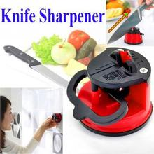 New black&red Kitchen Knife Sharpeners/Sharpening Stone Household Sharpener Knife sharpener suction pad Kitchen Knives Tools