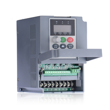 CNC Speed controller Frequency Inverter Drive 0.75KW Output 3Phase 220V 400Hz 4A Universal Inverter VC V/F Control VFD New
