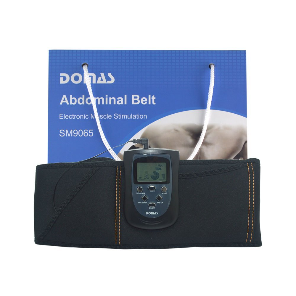 DOMAS Electronic Muscle Stimulator Ab Belt For Abdominal Muscle Toning And Arm Thigh Belt(China)