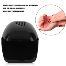 YM709 Small Size Nail Dryer Lamp Personal Use Nail Polish Fashion Design  Air Dryer Manicure Top Sale