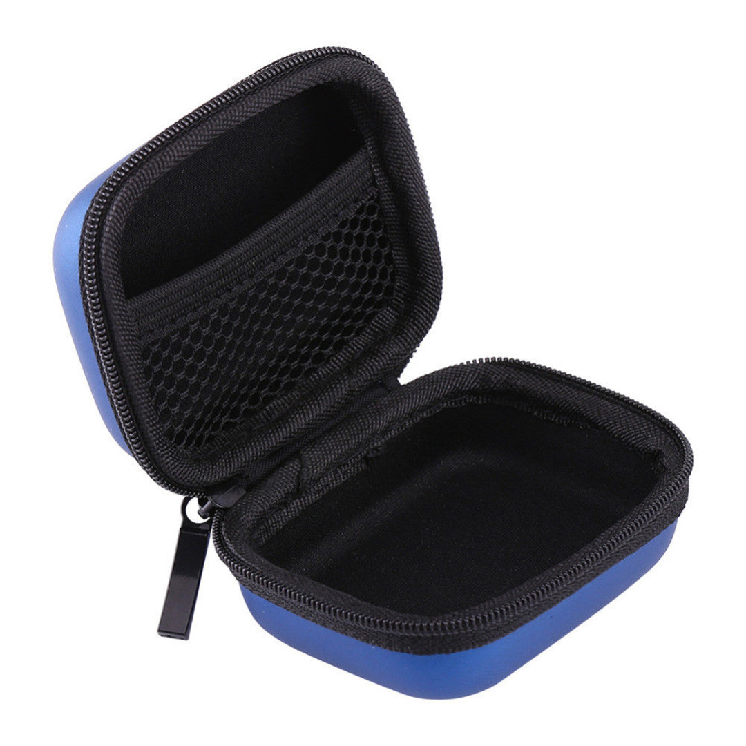 1pc Mini Storage Bag Camera Carrying Case Box 2 Colors Shockproof Design Supports Go Pro Hero 6/5/4/3+ Sport Camera Mayitr