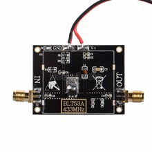 Buy BLT53A 433M/315MHz RF Radio Frequency Amplifier 33dBm Power Broadband High Gain for $20.89 in AliExpress store