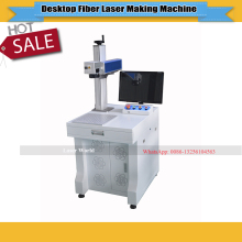 JIN ZHI YIN Hot Sell 20W CNC Mini Fiber Laser Marking Machine TS-20G  metal marking Fiber laser machine