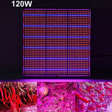 120W 85-265V High Power LED Grow Light Lamp Hydroponics Greenhouse Plant Flower Vegetables Grow Tent box LED Grow Lamp