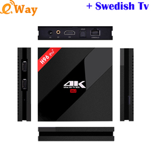 Octa core S912 Smart Set top box 32GB With 1 Year IUDTV Sweden Arabic sports Russia Poland Israel Greek TV channel Portugal APK