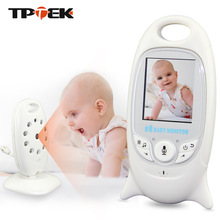 Wireless Baby Monitor 2 inch BeBe Baba Electronic Babysitter Radio Video Nanny Camera Night Vision Temperature Monitoring VB601