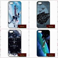 Vintage Star Wars Spaceship Cover case for font b iphone b font 4 4s 5 5s