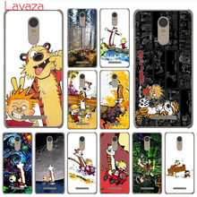 The Complete Calvin and Hobbes Hard Cover Case for Xiaomi Mi 6 5 5s mi6 mi5 mi5s Plus Redmi 3 3S 4 4X 4A Pro Prime Note 2 3 Pro