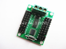[[BELLA]ORIGINAL 16 road steering servo control board controller compatible with basic instructions SSC32 offline--5PCS/LOT(China)