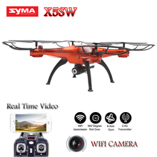Syma X5SW Dron Real Time Quadcopter Copter Drone With Camera HD FPV Avatar Quadrocopter Rc Helicopter Remote Control Helicoptero
