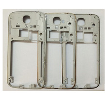 Original New For Samsung Galaxy S4 I9500 I337 i9505 Back Housing Middle Bezel Frame Plate Case