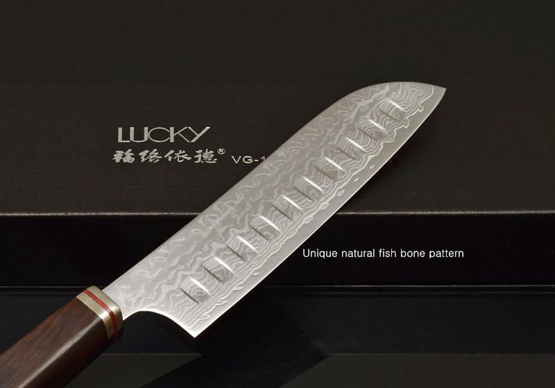 Santoku knife 5