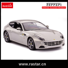 Rastar licensed 1:14 Ferrari FF car games front lights remote control car RC car for boys 47400(China)