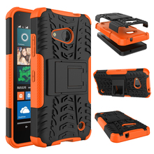 Couqe Armor Back Cover for Microsoft Nokia Lumia 550 Hard Silicone Cell Phone Case 550 Etui Fundas Shockproof Capa Estuche Caja