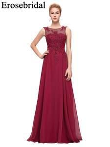 Evening-Dresses Occasion Elegant Long Women