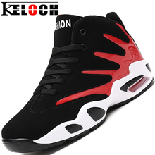 Keloch 2017 Men Basketball Shoes Women Sports Shoes Non Slip Damping Traning Shoes Breathable Sneakers For Men&Women(China)