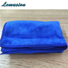 Car-styling 1Pcs Car washing towel Superfine fiber Car clean tools for Toyota corolla Honda civic Jeep renegade car acessories(China)
