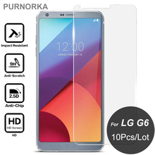 Buy 10 Pcs/Lot 9H 2.5D 0.26mm Premium Tempered Glass LG G6 G 6 H870 H871 H872 Screen Protector Toughened Protective Film for $9.98 in AliExpress store