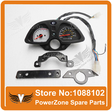 ZONGSHEN LONCIN LIFAN IRBIS TTR250 Motorcycle Dirt Pit Bike Speedometer Free Shipping(China)