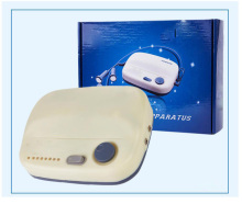 Free shipping CD - 9 household therapy device With three groups heat contact 110v / 220v Therapeutic Apparatus(China)