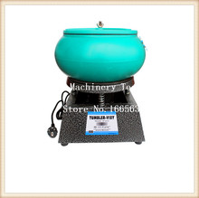 "Free ship brand new Super Large Vibratory Tumbler Wet Dry Polisher Polishing Machine 17""(China)"