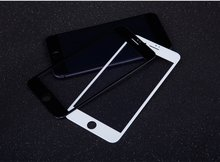 3D ARC 0.23mm fully cover AP+ Pro Anti-Explosion Tempered Glass Screen Protector Nillkin For iphone 7 plus tempered (5.5 inch)(China)