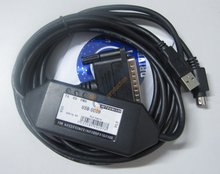 Diamond Shape Optical Isolated USB-SC09 + ISO Programming Cable for Mitsubishi MELSEC FX&A series PLC