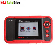 Hot sale Launch CReader CRP123 Professional auto Code Scanner Update Online Same As Creader VII+ for Multi Brand Diagnostic Tool