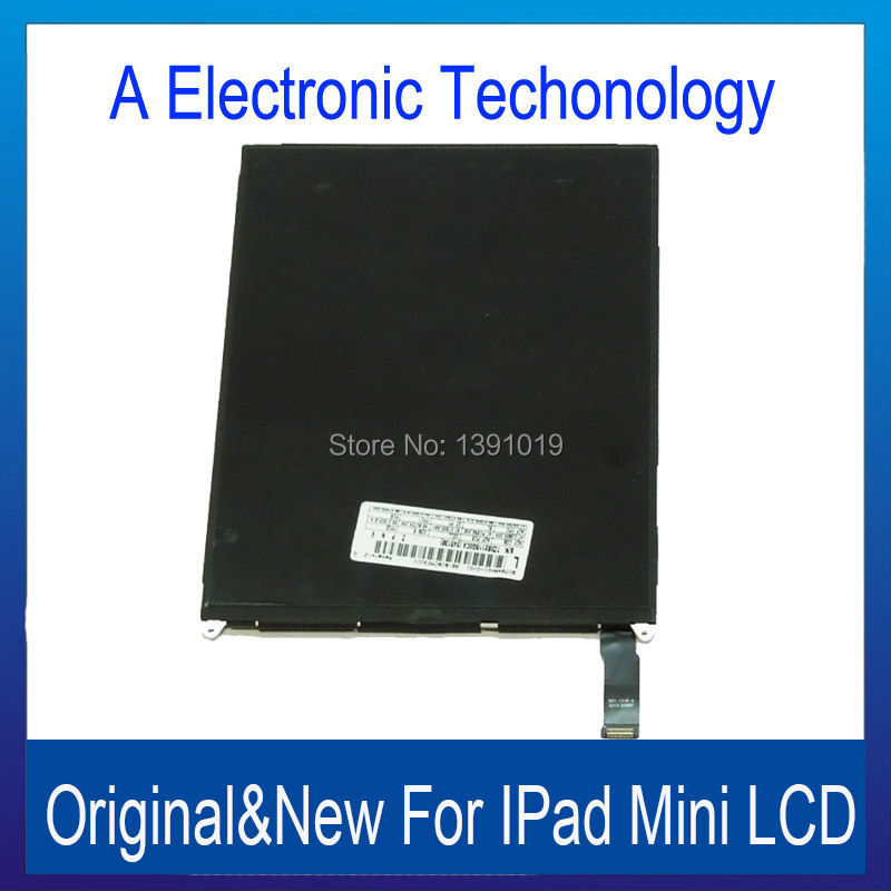 New Original 7.9 Black Replacement LCD Display Screen For iPad mini 1st A1455 A1454 A1432 Repair Part<br><br>Aliexpress