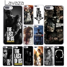 Lavaza The Last Of Us game Video games Hard Coque Shell Phone Case for Apple iPhone 8 7 6 6S Plus X 10 5 5S SE 5C 4 4S Cover