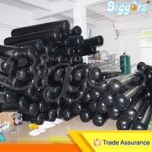 Outdoor Inflatable Tubes Inflatable Floating Buoy For Water Park With Air Pump