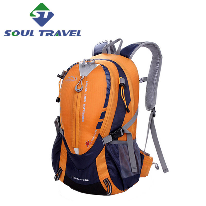 Soul Travel 25l New Nylon Rainproof Cycling Bag Backpack Road Knapsack Sport Ride Pack Riding Bike Rucksacks Bicycle Accessories<br><br>Aliexpress