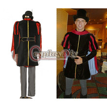 Custom Made Sleeping Beauty Prince Phillip Costume Uniform Outfit For Adult Men Halloween Cosplay Costume
