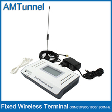 Gsm terminal Telephone fixe sans fil Fixed wireless terminal Quad band GSM PABX for GSM desktop phone PBX