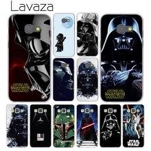 Lavaza Darth vader Star wars Child Phone Case Samsung Galaxy A8 Plus 2018 A5 A3 2017 2016 2015 Grand Prime Note 9 8 Cover