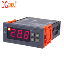 Automatic Digital weather station Temperature Controller Thermostat 95-250V Control Switch thermoregulator(China)