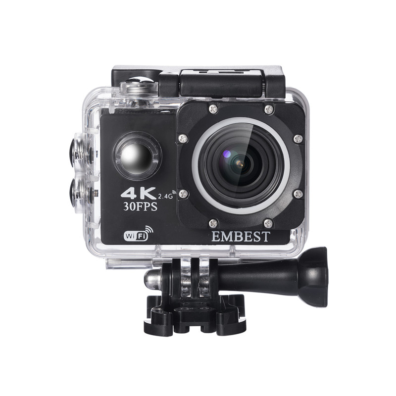 4K Action Camera Original F60 / F60R Remote WiFi 2.0 LCD 170D Len Helmet Cam Underwater go Waterproof pro Camcorder 1080P@60fps 17