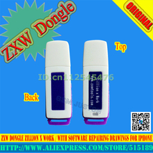 Zillion x Work ZXWDONGLE ZXW DONGLE zxwtools phone hardware repair documents for mobile phone++HongKong Post Air Mail