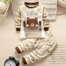 Winter Spring Cotton Baby Girl Clothes 2PCS Long Sleve Sets Newborn Baby Outfit Suits Casual Costume Multidesign Clothing