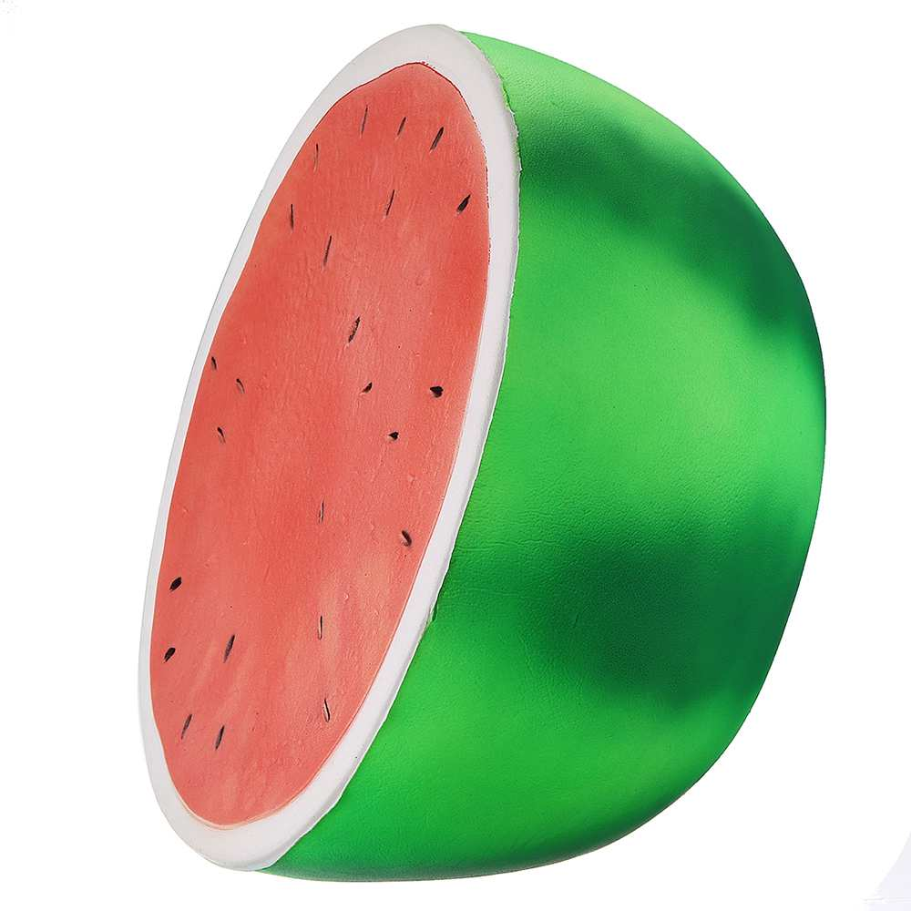25cm Jumbo Color Changing Watermelon Squishy Slow Rising Toy 9