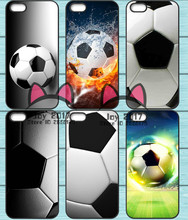 Football Skins Phone Cover Case For Samsung Galaxy S6 S7 Edge S8 Plus A3 A5 A7 J3 J5 J7 2015 2016 2017 J5 Prime