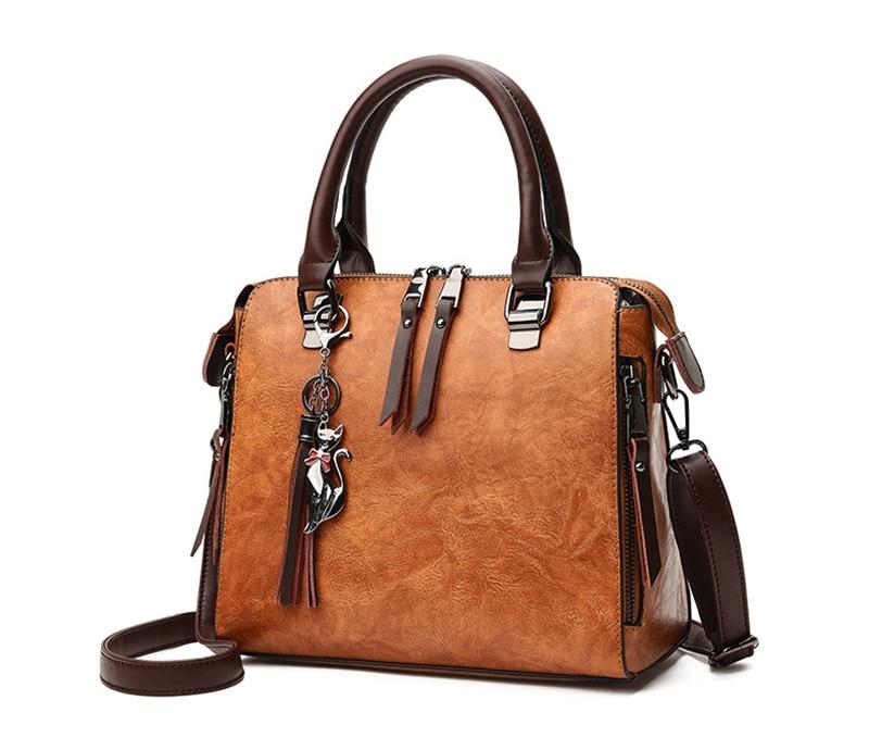 pure leather bag original color