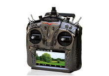 Walkera FPV Devo F12 5.8Ghz 12CH Real Time 4.7inch Touch Screen Transmitter with Receiver SKU:11215(China)