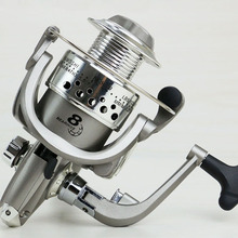 8BB 1000-7000 Series Fishing Reels Plastic Base Spincast Reel In Disount Fishing Spinning Reel Large Long Shot Wheel SC(China)